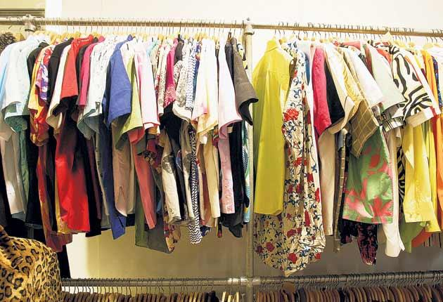 The cost of replacing clothes is often forgotten when insurance needs are calculated