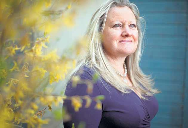 Alison Moore will have to make radical changes to her spending habits if she is to achieve her aims
