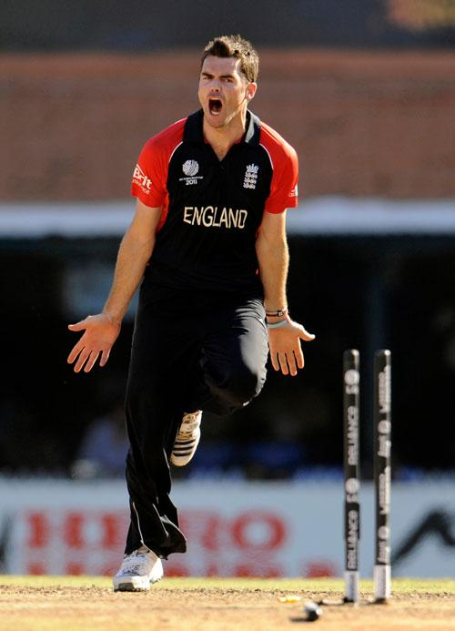 If England's quarter-final is against Sri Lanka in Colombo, Jimmy Anderson will have had nine days to repair his damaged confidence
