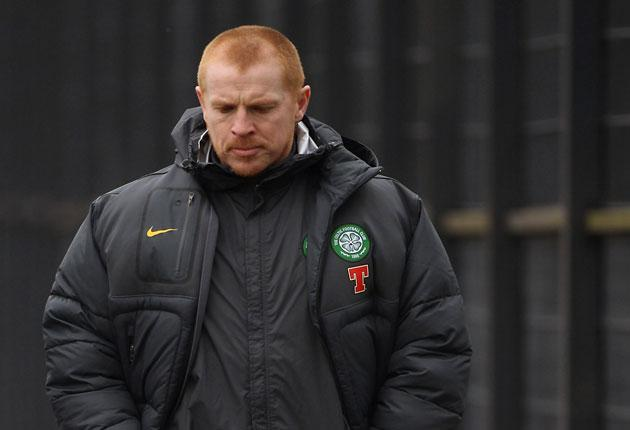 Lennon has appeared at training with a bodyguard, while a suspected nail bomb was intercepted at a sorting office, only to turn out to be a fake