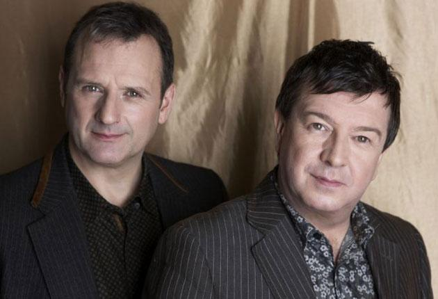 All change: Radcliffe and Maconie make way for Jo Whiley on Radio 2