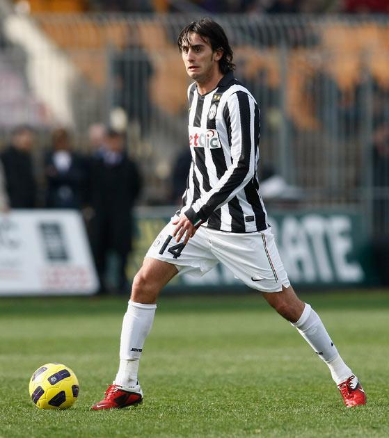 Aquilani is on a season long loan at Juventus