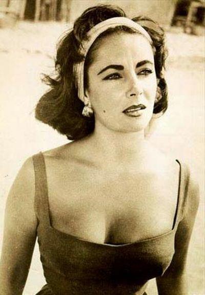 Hollywood film legend Elizabeth Taylor
