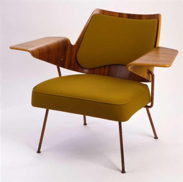 Sitting pretty: The Days' Royal Festival Hall armchair