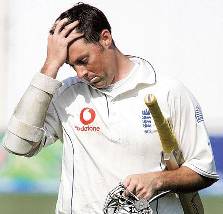 Marcus Trescothick's torment grew so great on the 2006 tour of India that he decided to return home