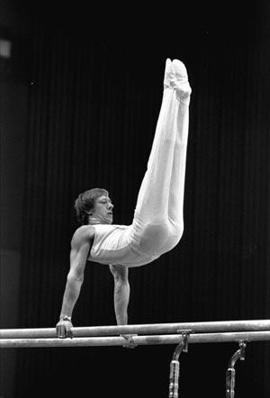 Andrianov in action during the 1979 World Championships in Texas