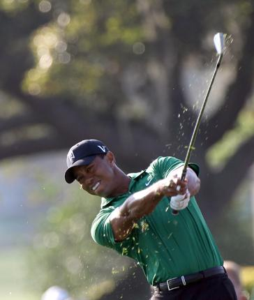 Woods is seeking his first tournament victory since November 2009