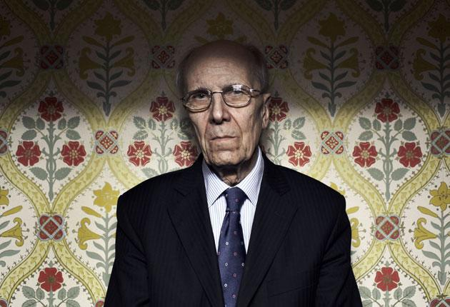 """Tebbit said after the blow of finally losing Mr Mitchell having previously backed him to stay, the Prime Minister was said to have allowed """"this dog of a coalition Government"""" to look incompetent."""