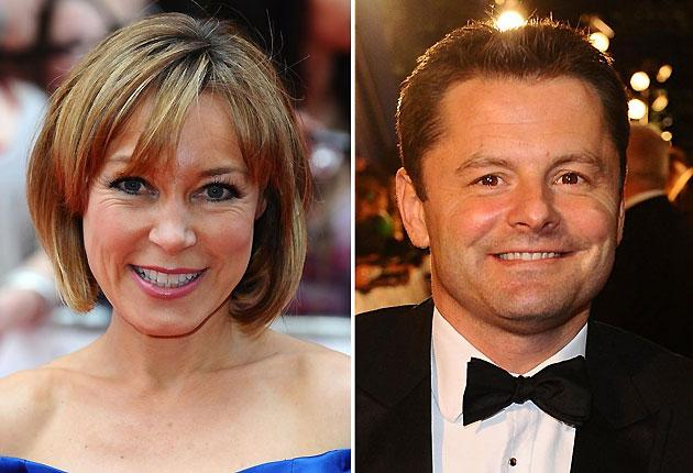Sian Williams and Chris Hollins, who are leaving BBC Breakfast after its move to Salford