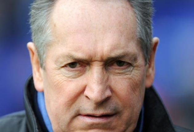 Gérard Houllier is under pressure after a disappointing season at Villa