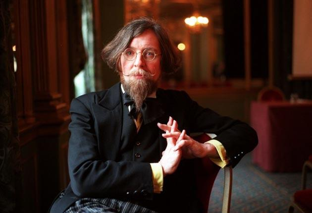 Just dandy: V&A curator Stephen Calloway