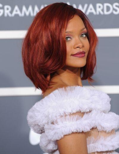 Grammy Award winner Rihanna