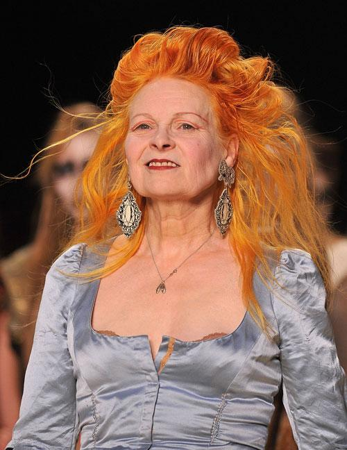 Vivienne Westwood has never been afraid to shake up the fashion world with pioneering and often outrageous designs