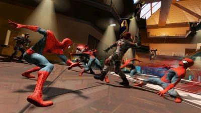 Spider-Man: Edge of Time (360 PS3)