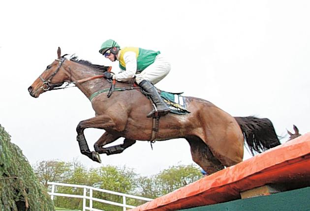 Ruby Walsh wins on Hedgehunter in 2005
