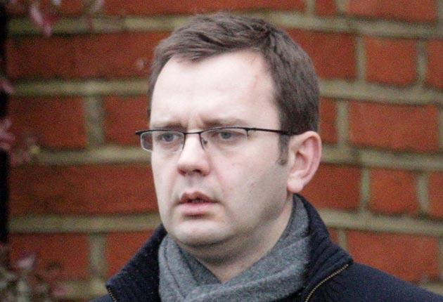 """Andy Coulson: Former News of the World editor who said under oath: """"I don't accept there was a culture of phone-hacking at the News of the World. There was a very unfortunate case involving Clive Goodman"""""""