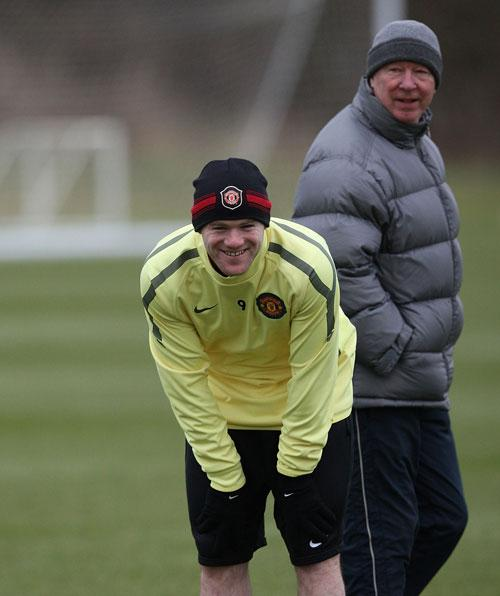Rooney will find Sir Alex's latest dig at the FA a hoot: 'There's 14 fulltime people in the disciplinary department - 14 full-time people, for what?'