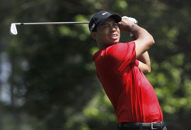 Tiger Woods inspired the current crop of young players
