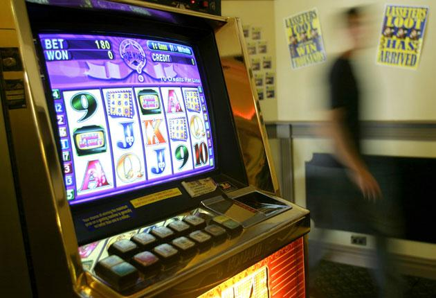 Australia has more than a fifth of the world's poker machines