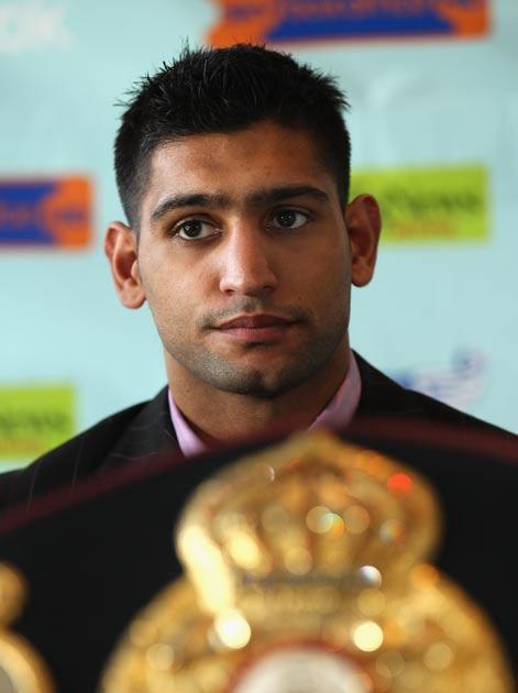 Khan will now fight on Primetime TV