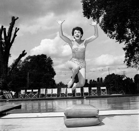 A prolific, varied career: Paul in 1950