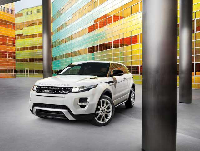 The Evoque offers familiar features such as the clamshell bonnet and 'floating' roof and is the most stylish, sporty and agile Rangie ever