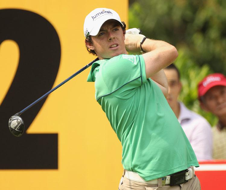 McIlroy is showing few signs of a Masters hangover