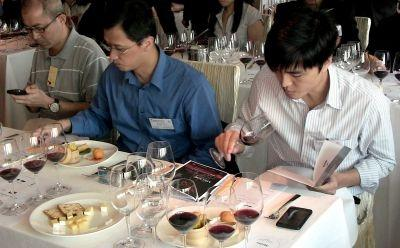 The Wine China Exhibition runs April 17 to April 19 and will host wine makers from around the world. China is one of the fastest growing wine markets in the world.