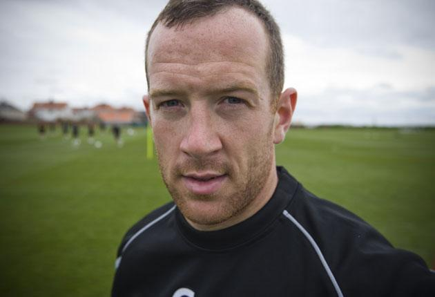 Charlie Adam is up for PFA Player of the Year tonight. 'It doesn't get any better than this,' he says