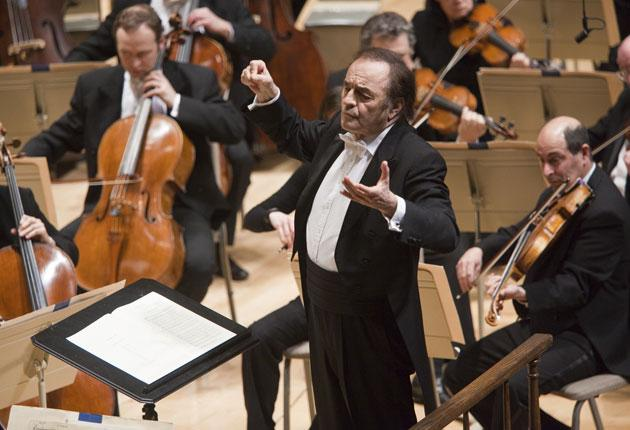 Chief conductor Charles Dutoit said he was horrified by the orchestra's troubles