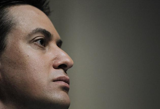 Ed Miliband: 'Voters must look beyond personality or party'