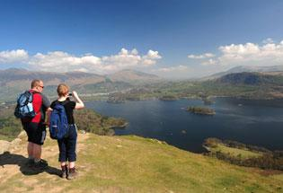 The Lake District looks like being the top UK destination for travellers over the Easter and royal wedding bank holidays