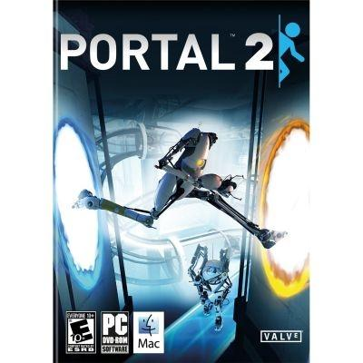 Portal 2 (available on Xbox 360, PC and PlayStation 3)