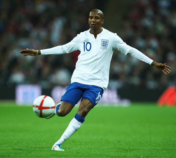Ashley Young has been attracting interest from Manchester United
