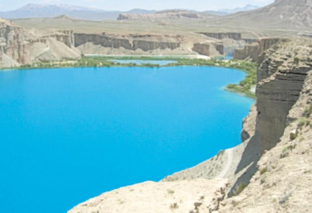 Mountain jewel: Afghanistan's first national park near the Bamyan Valley