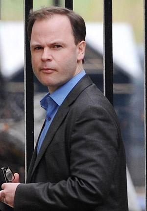Craig Oliver, Prime Minister David Cameron's Director of Communications