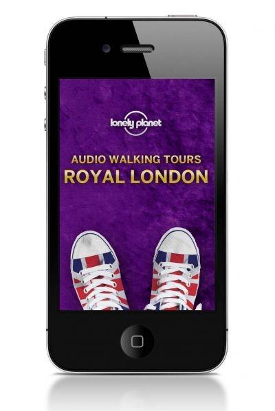 Lonely Planet's new Royal London walking tour app