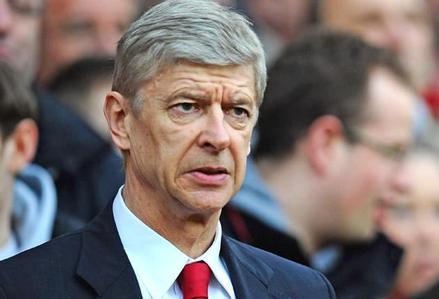 Wenger: 'We only just lost against Barca. We are 'there' but without trophies people destroy us completely'
