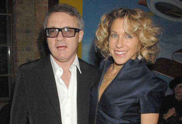Damien Hirst and his wife, Maia Norman, hope to buy the prime river site