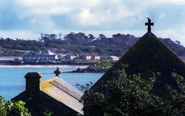 Seclusion at Hell Bay hotel in the Scilly Isles