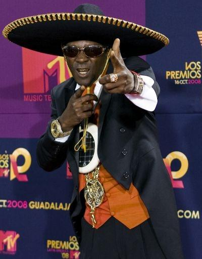 American rapper-turned reality TV star Flavor Flav has shuttered his fried chicken restaurant in Iowa after just four months. Before his music career, Flavor Flav worked as a head chef in several kitchens.