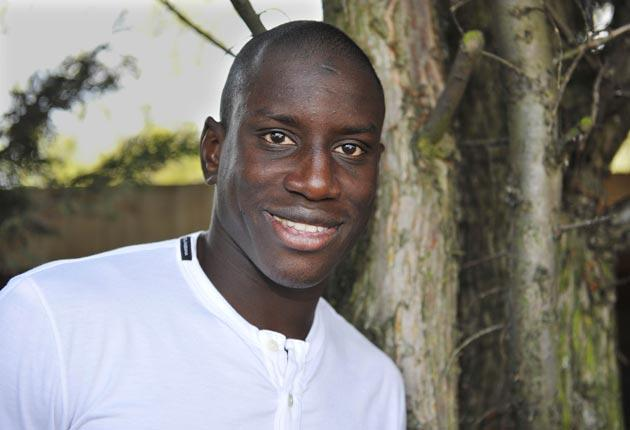 Demba Ba scored four goals in his first four games at West Ham