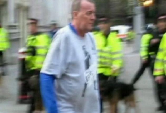 Ian Tomlinson was unlawfully killed by a Scotland Yard officer at the G20 protests, an inquest jury ruled today.