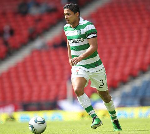 Izaguirre, who joined Celtic for £600,000 from Motagua in his homeland, insisted on Monday that he wanted to stay at Celtic
