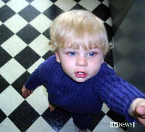 Peter Connolly, Baby P, whose death caused a public outcry