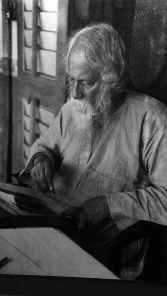 Prophet and critic: Rabindranath Tagore (1861-1941)