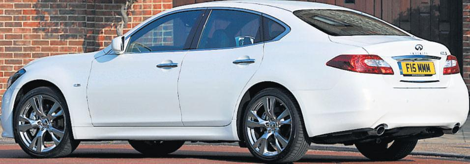 Infiniti and beyond: The Infiniti M37S Premium is 'a joy to drive'