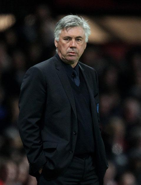 Ancelotti is widely expected to be fired in the summer