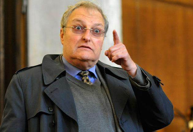 Since 2002 Efraim Zuroff has handed over the names of more than 100 suspected Nazi war criminals to prosecutors