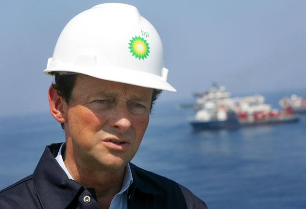 BP– $12bn. A disastrous year for the oil giant – largely because of the Gulf of Mexico oil spill and Tony Hayward's subsequent departure – has led to a fall of 30 places to 64th in the list.